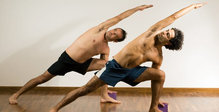 Different Types of Yoga for Bros