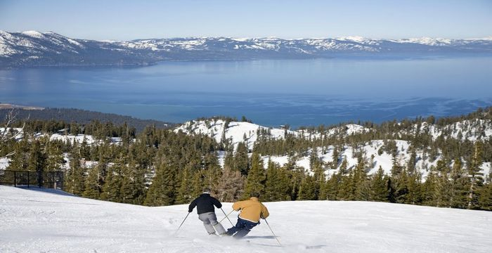 Lake Tahoe Winter Destinations